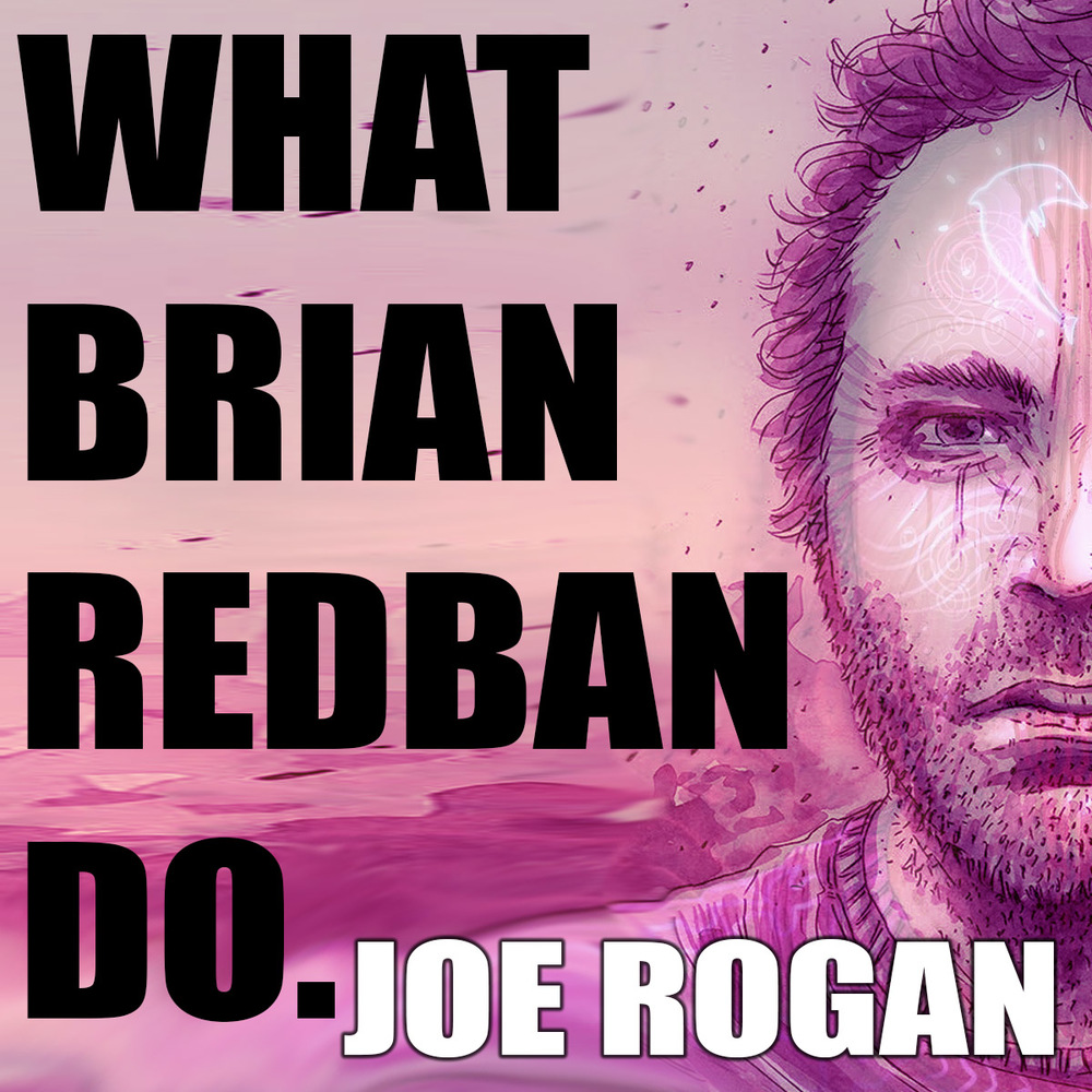 WHAT BRIAN REDBAN DO - JOE ROGAN