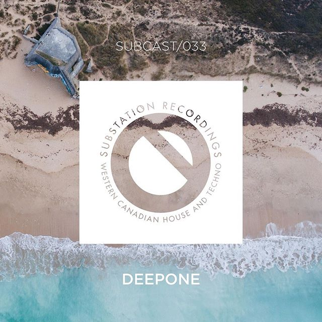 Have you heard our latest Subcast by Deepone? House music for your Monday morning. Dig in on Soundcloud, Mixcloud or ITunes. 🍑
