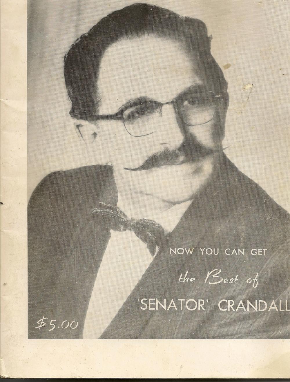 "Clarke the ""Senator Crandall"""