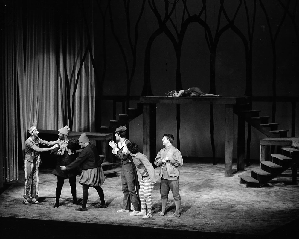 A Midsummer Night's Dream - 1966