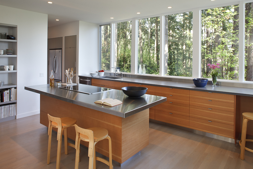 8_Kitchen Island and Window Wall_Skagit River House.jpeg