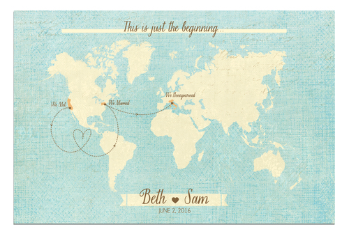 I the here and there shop antique world map antique wedding decor vintage wedding poster vintage wedding decor wedding guest book gumiabroncs Image collections