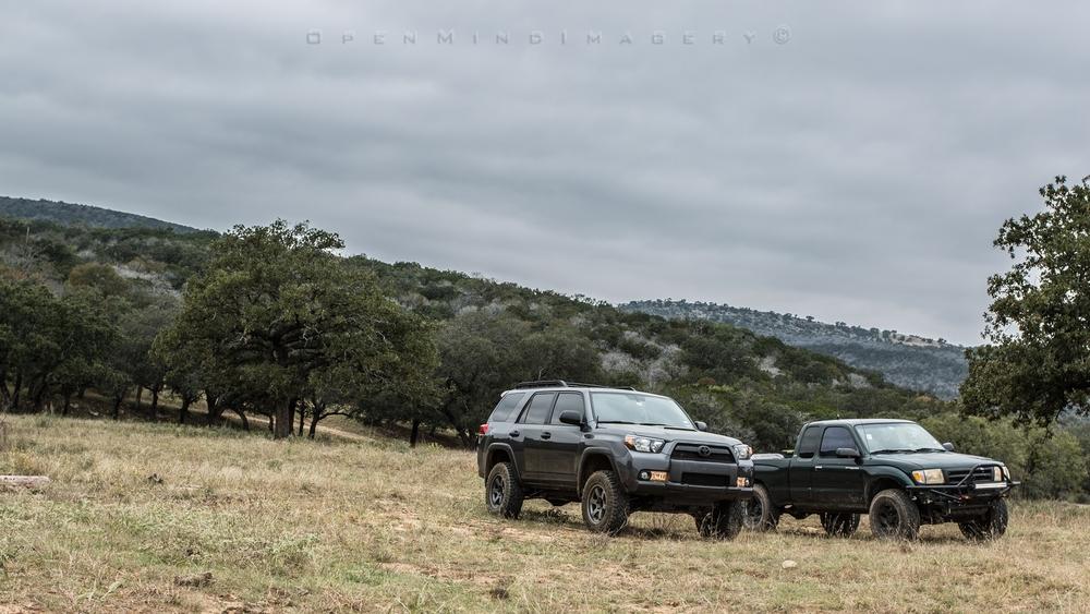 Overland Road trip -- Llano