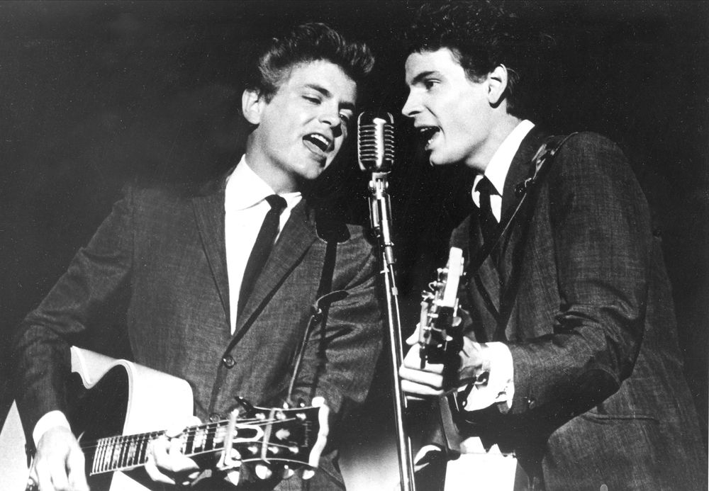 Don Everly and Phil Everly