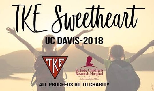 TODAY IS THE DAY! TKE Sweetheart 2018 will be taking place from 7-10PM at Social Sciences 1100 Hall, so come out and see everyone's talents (tickets on sale at our MU table)! Huge thank you to everyone who came out to our Blaze Fundraiser, the show out was incredible ❤️ Can't wait to see you all tonight!