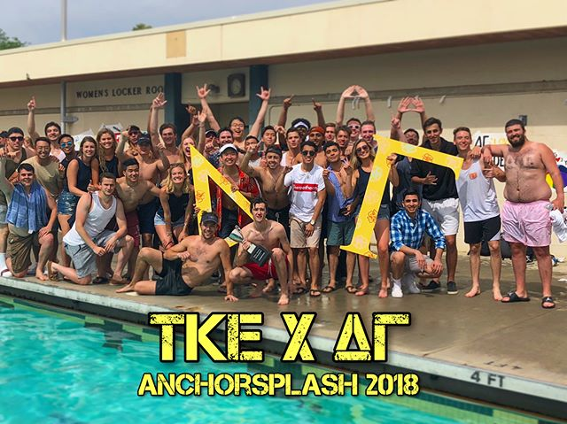 From 3rd, to 2nd, to Champions, here's to an incredible philanthropy and amazing memories ⚓️💦 The ladies of Delta Gamma put on an incredible event that we will never forget! It was our pleasure to join our Greek brothers and sisters in support of Service for Sight 💝