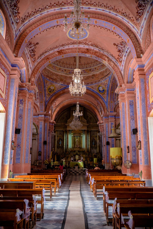 Little church in the main plaza of Tlacotalpan, Veracruz. © Jorge Villarreal