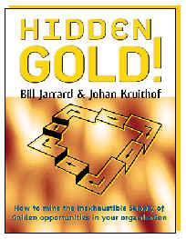 Hidden Gold book by Bill Jarrard and Johan Kruithof