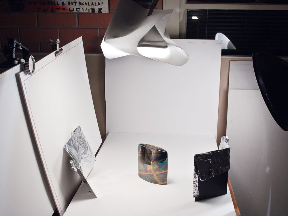 Studio Set Up _ Face Photography