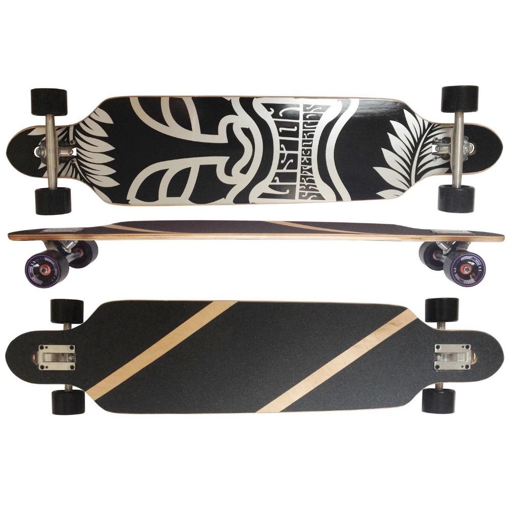 MAXOfit Deluxe Longboard Mystic