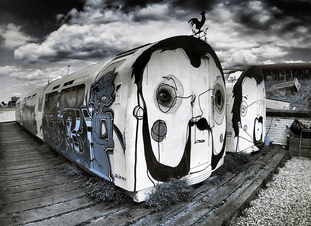 D Art Exhibition London : London street art graffiti photography — nicholas