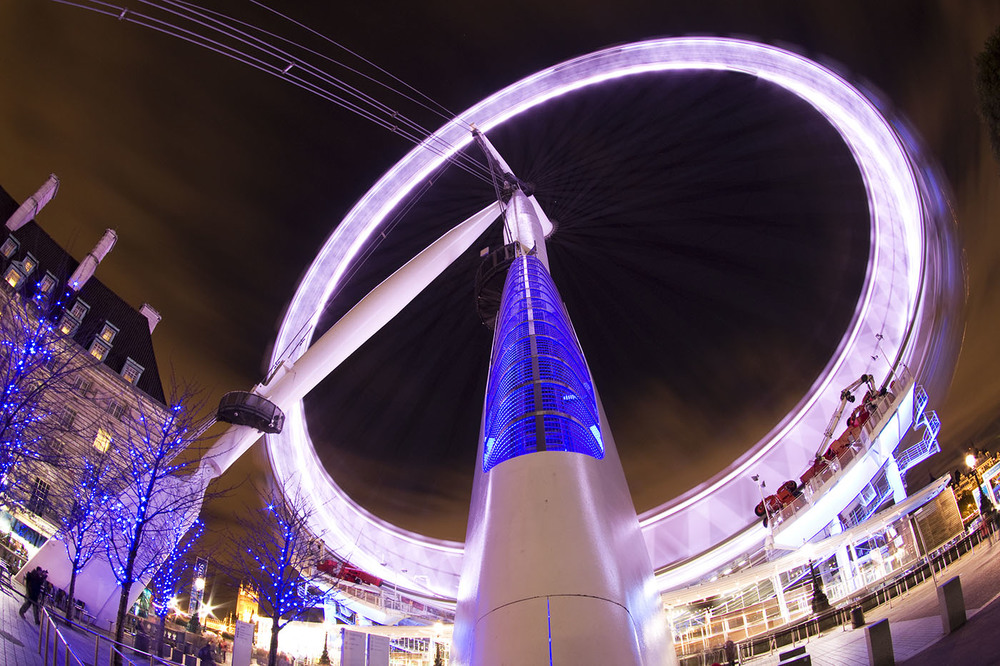 london-eye-night-rotate-photo