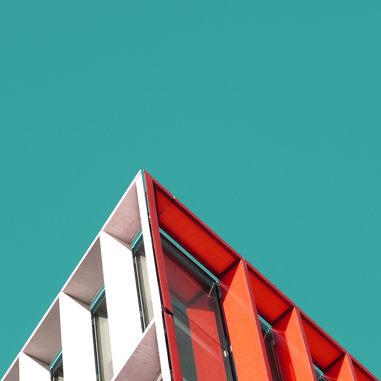 Minimal Architecture Photography #12