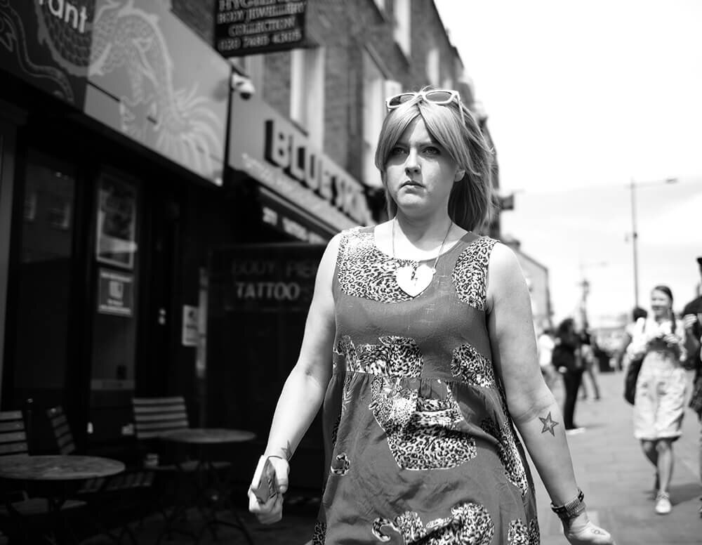 The great londoners 1 the great londoners 1black and white candid