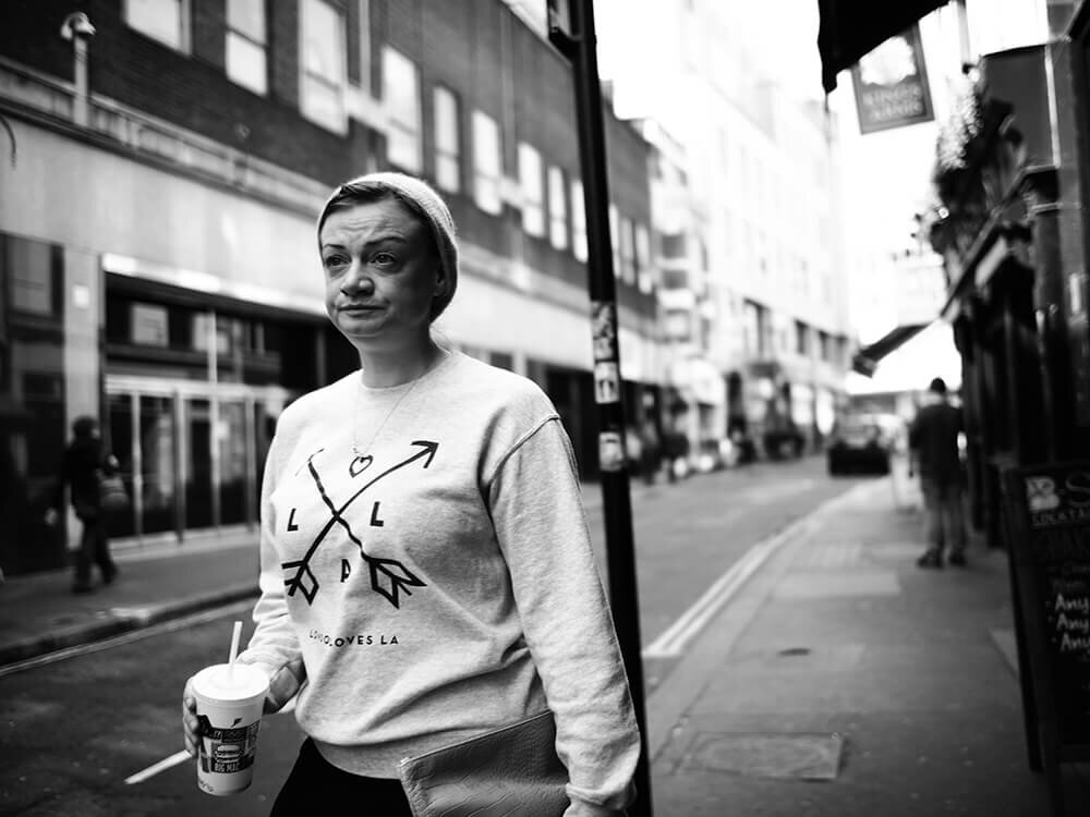 Black and white london photo the great londoners 7