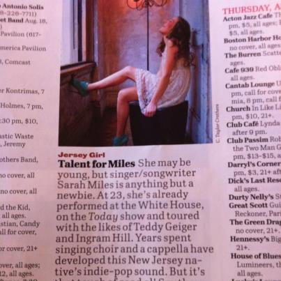 Check out this cool little write up from the Improper Bostonian!