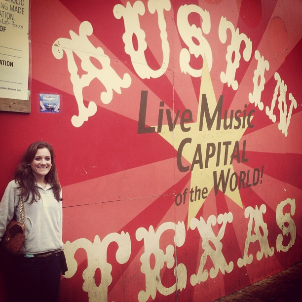 Live music capital of the world!!! #austin #music