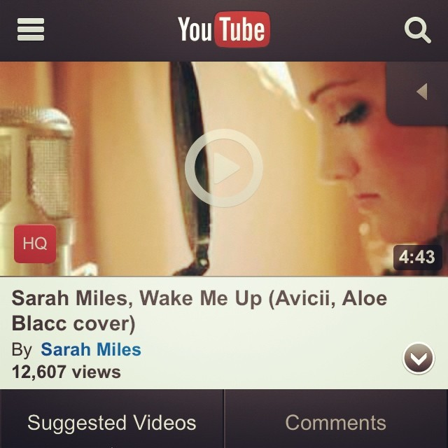 Over 12,000 views in 24 hours! Amazing. Thank you guys so much for your support!