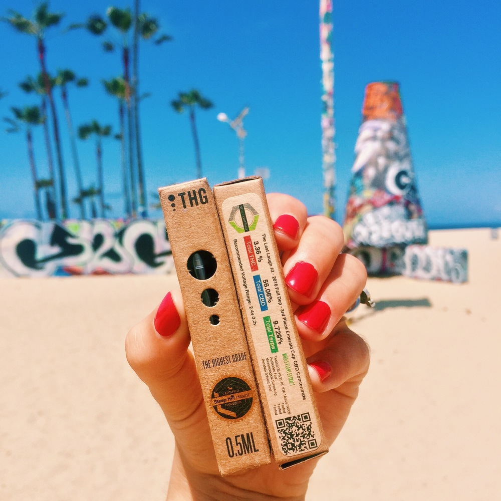 ::  The Highest Grade  cartridges in Venice Beach, CA ::