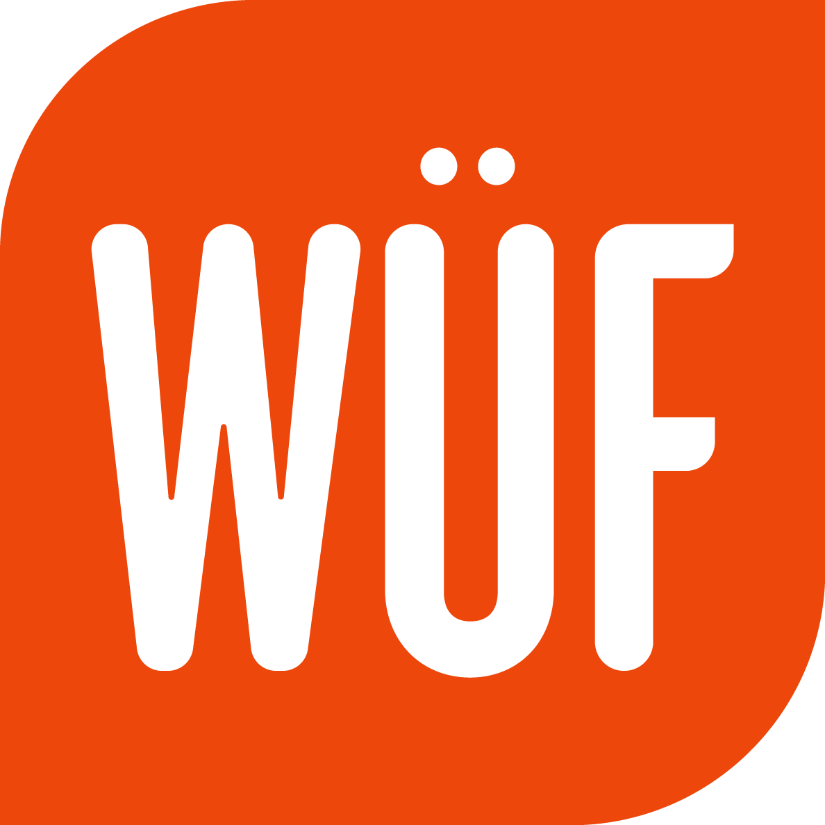 WÜF - More freedom for you and your dog