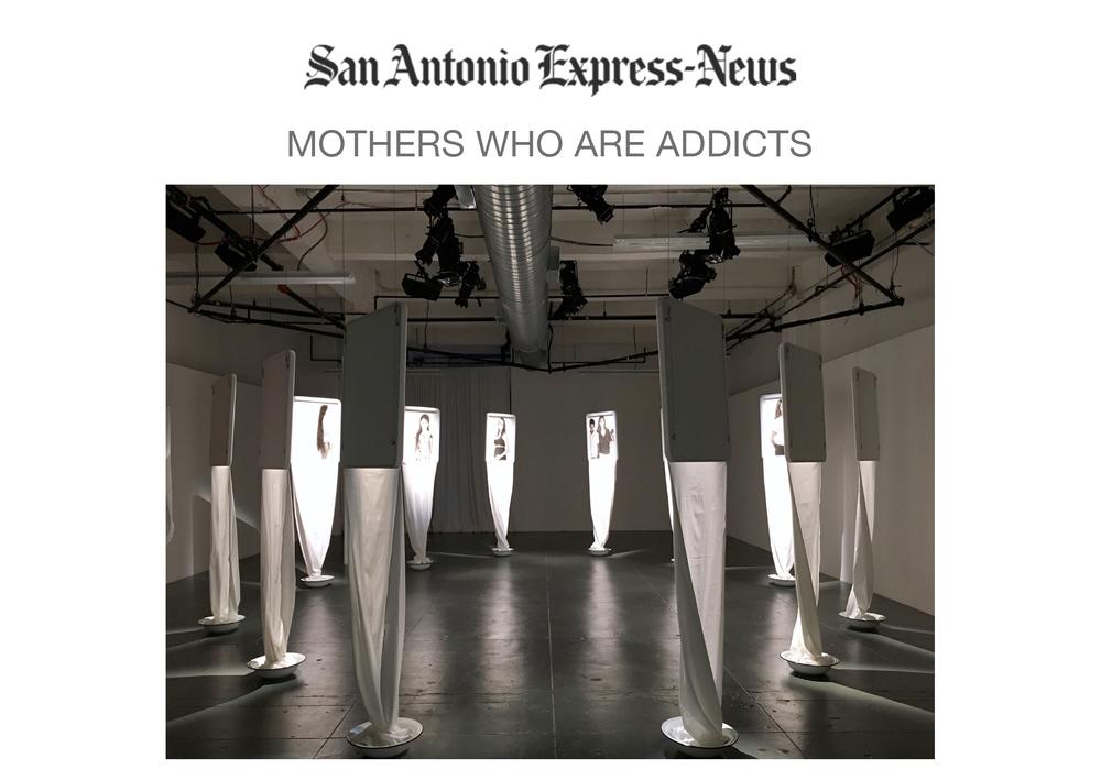 San Antonio Express - July 2016