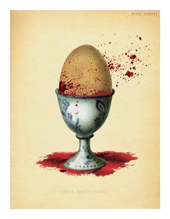 """Murder Before Breakfast (Lucky 33)"""