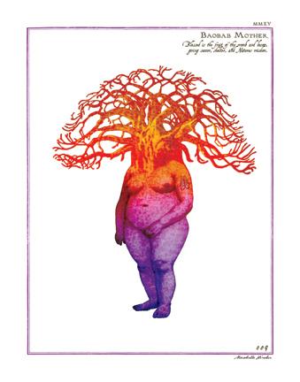 """""""Baobab Mother"""""""