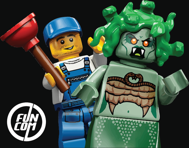 Funcom is bringing the new online game, LEGO Minifigures Online to tiltEXPO for a weekend full of awesome PC gaming!
