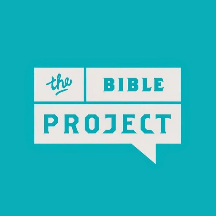 The Bible Project is a fully animated video series designed to make the biblical story accessible to everyone, everywhere. Videos, podcasts, and study guides are created to explore the Bible's unified story by focusing on its overarching themes.