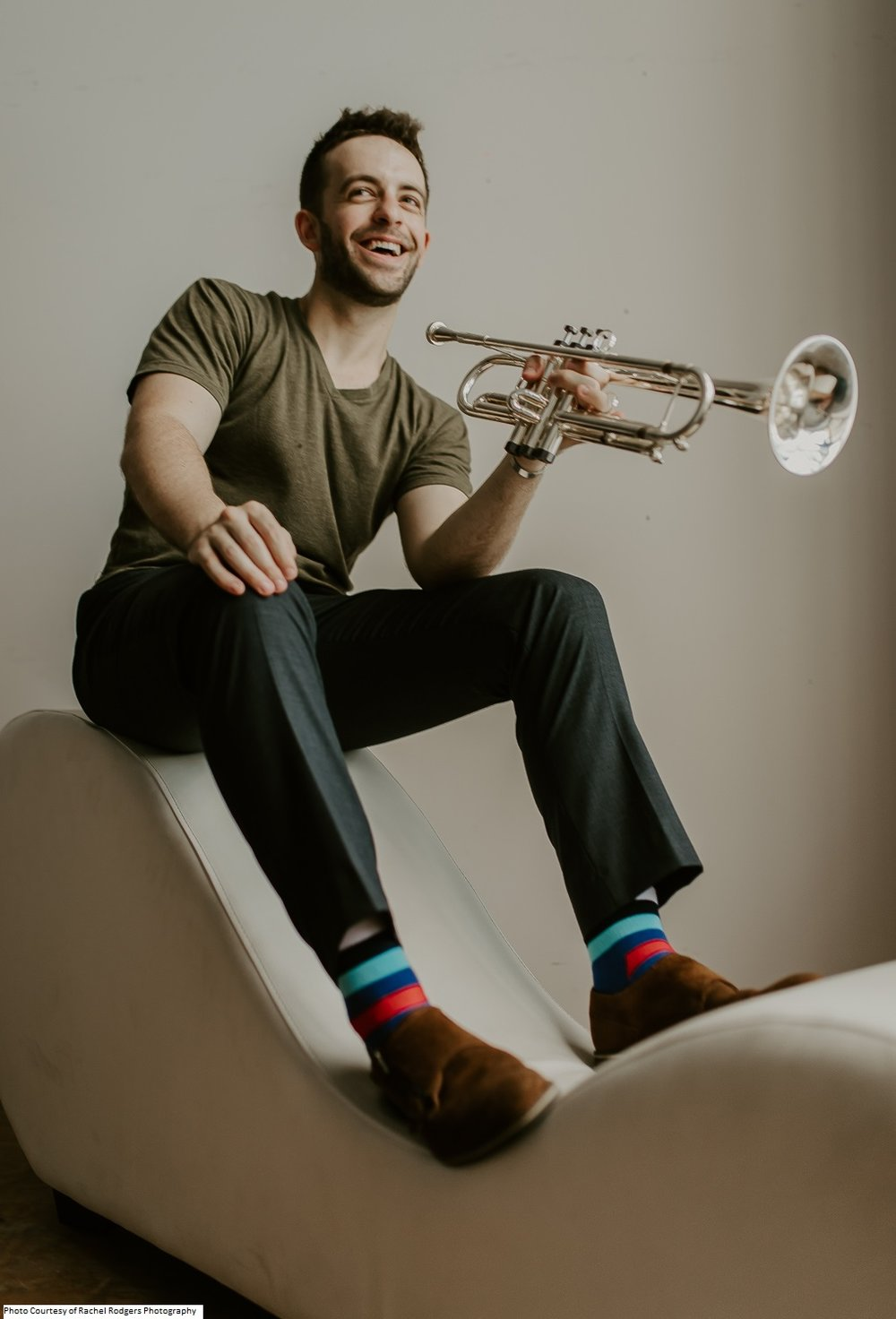 BB3 Trumpet on Chair 2