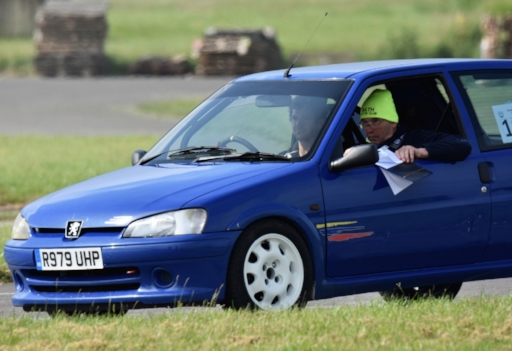 2018 Winners Ben Griffin/Steve Connor (Peugeot 106 Rallye) Photo: Mark Summers
