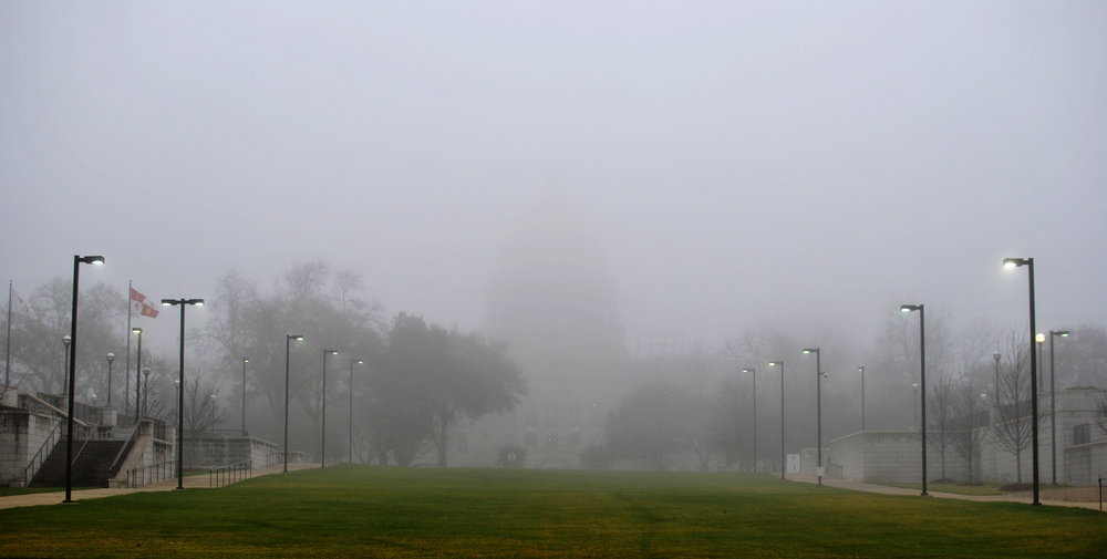 Without Dick Billington, the capitol decended into a fog of madness.