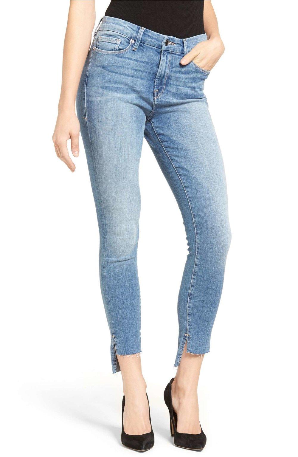 Good American Skinny Jeans