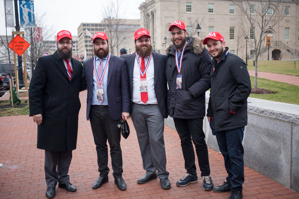Orthodox Trump bros.