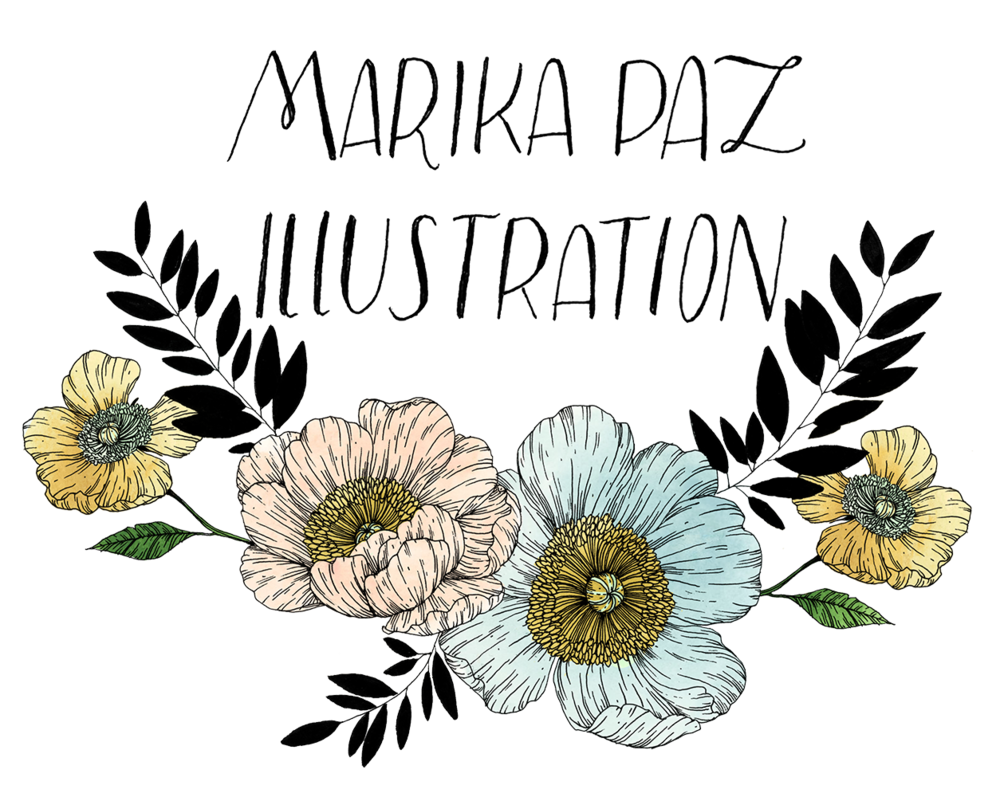 Marika Paz Illustration