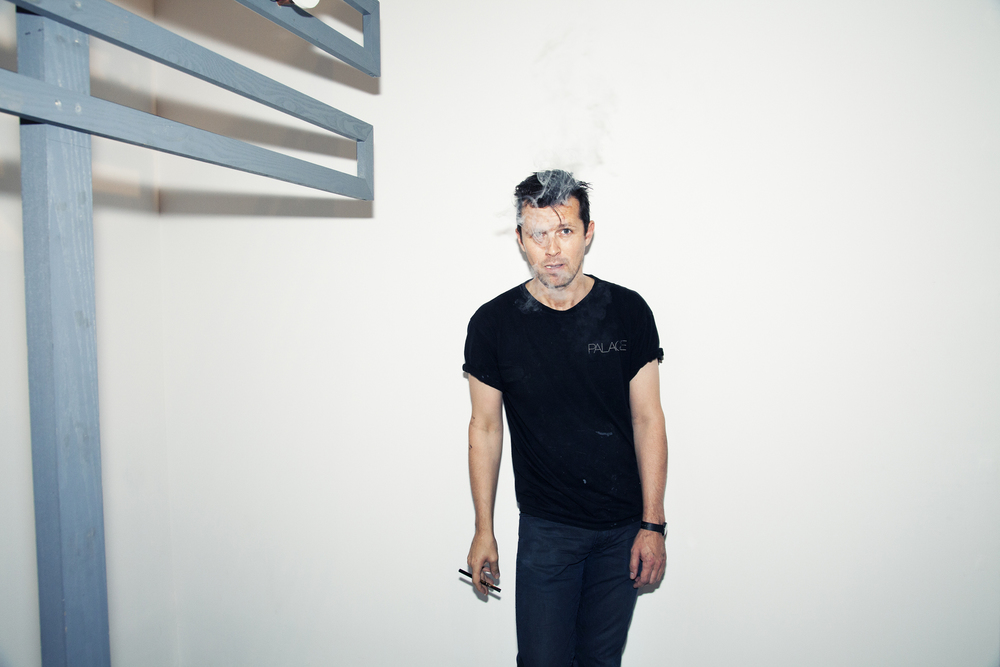 ROBERT MONTGOMERY // ARTIST