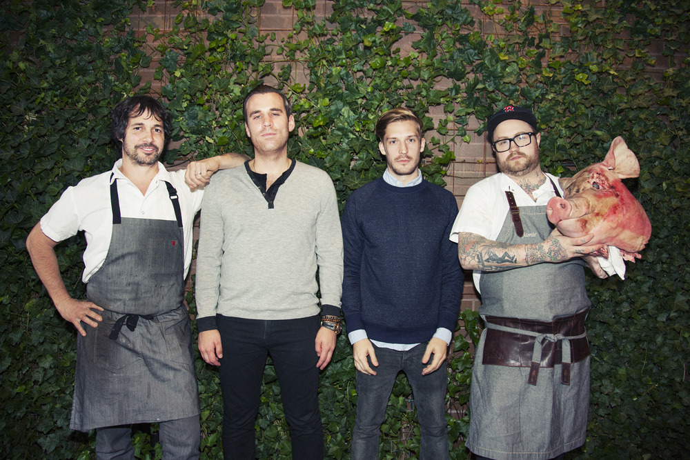 toro restaurant chefs interview magazine photographed by Kate Owen photographer
