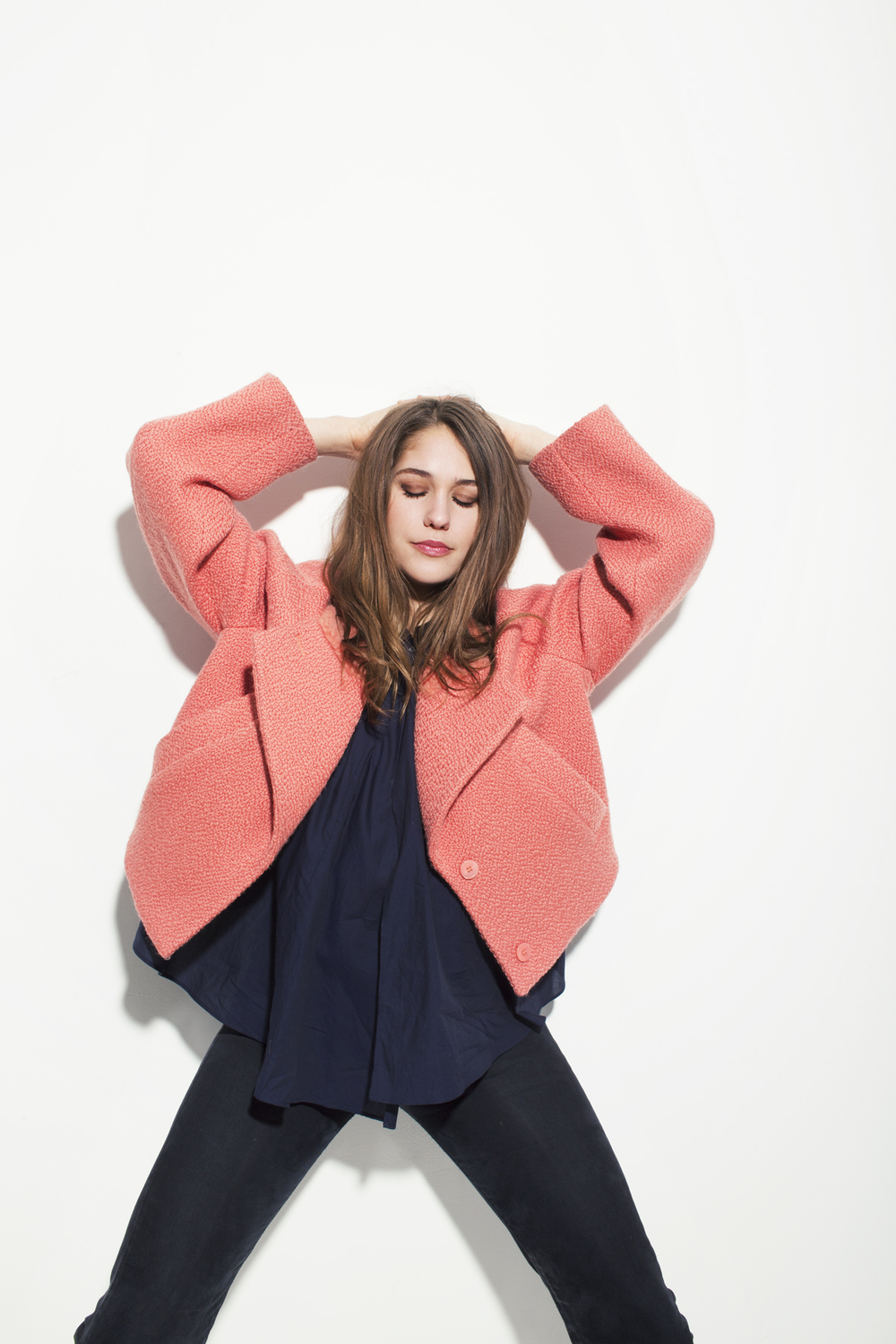 Lola Kirke for Paper Magazine photographed by Kate Owen photographer