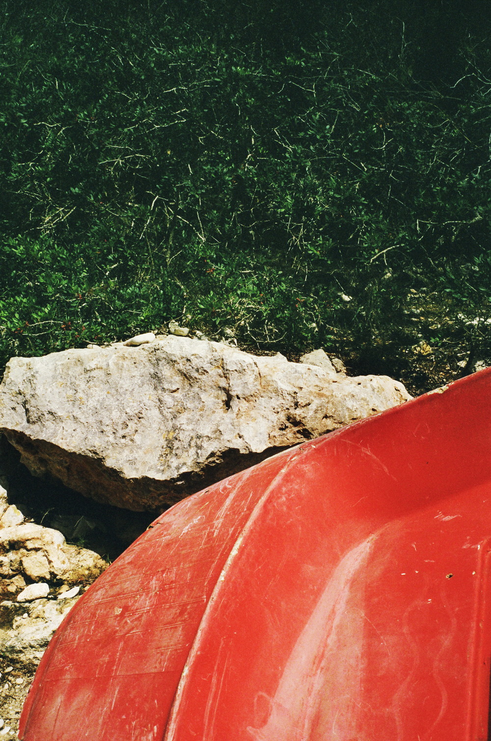 SHIPWRECKED // RED GREEN