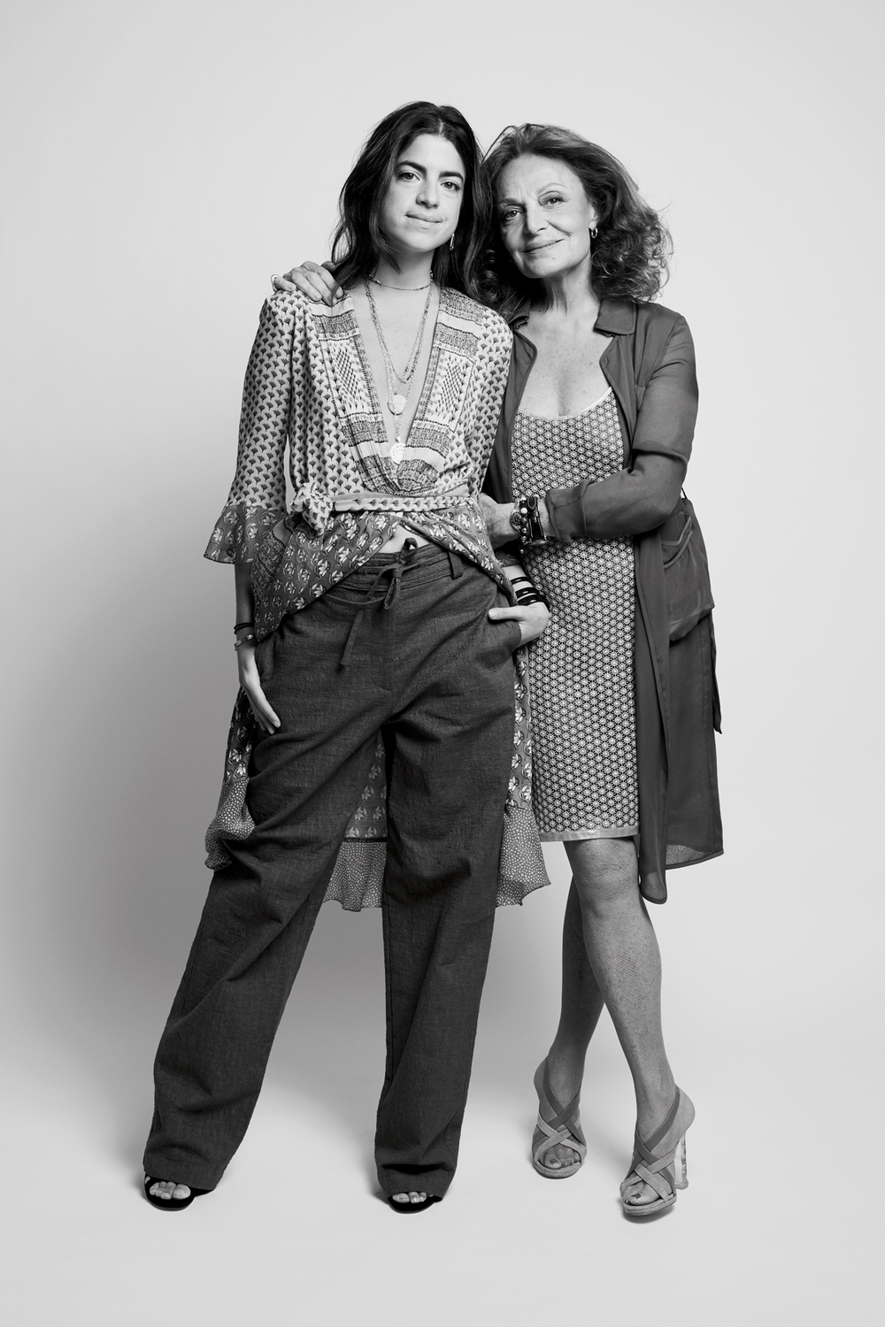 DIANE VON FURSTENBERG & THE MAN REPELLER