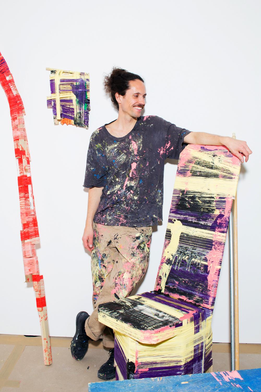 ANTON ALVAREZ // ARTIST