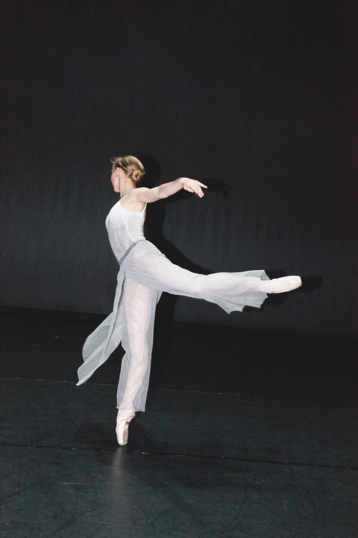KATE OWEN | BALLET DANCERS // W MAGAZINE