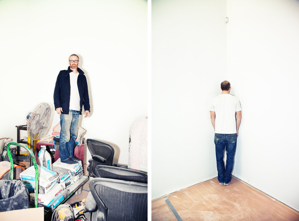 KATE OWEN | MIKE BOUCHET // INTERVIEW MAGAZINE