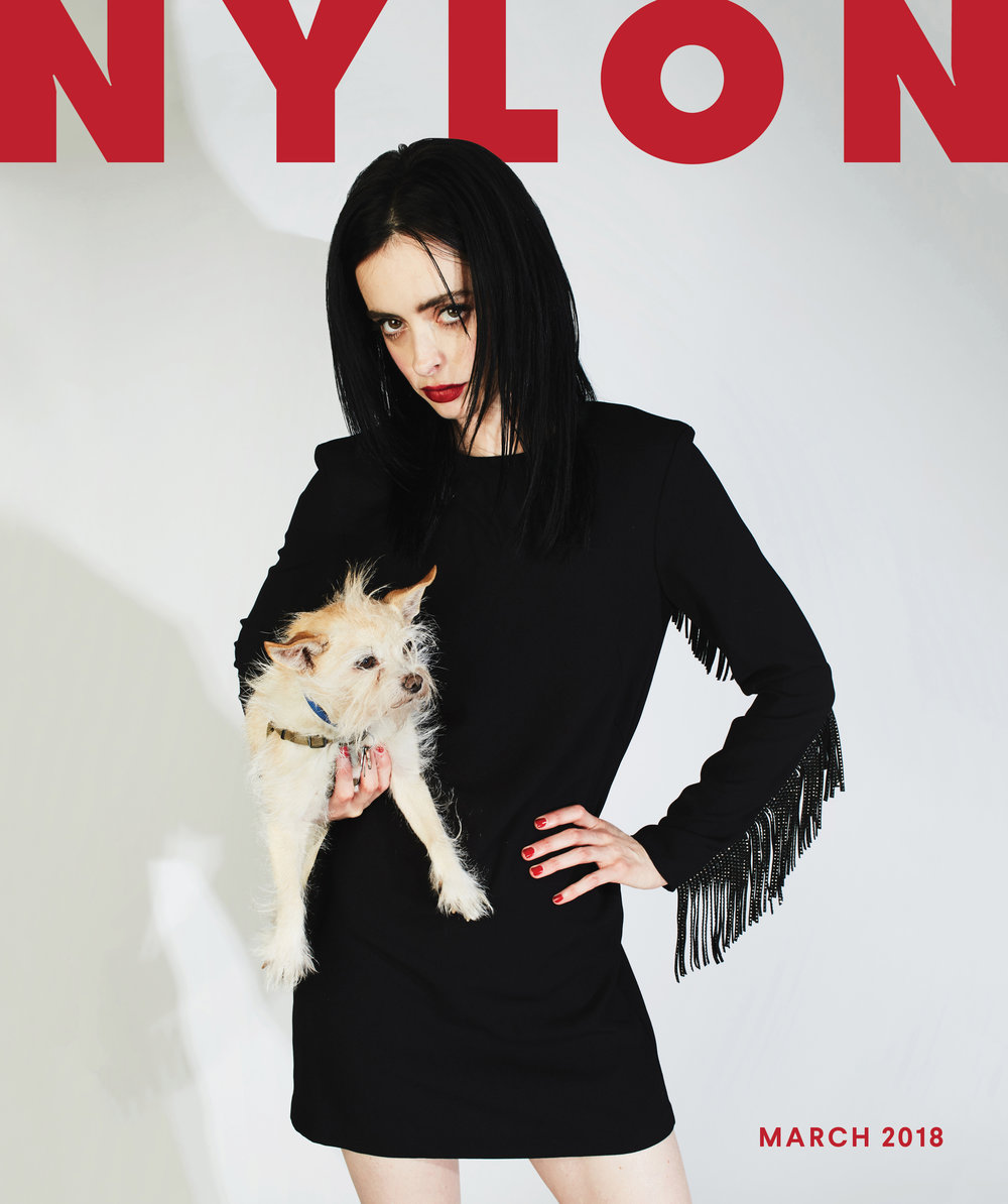 KATE OWEN | KRYSTEN RITTER // NYLON COVER