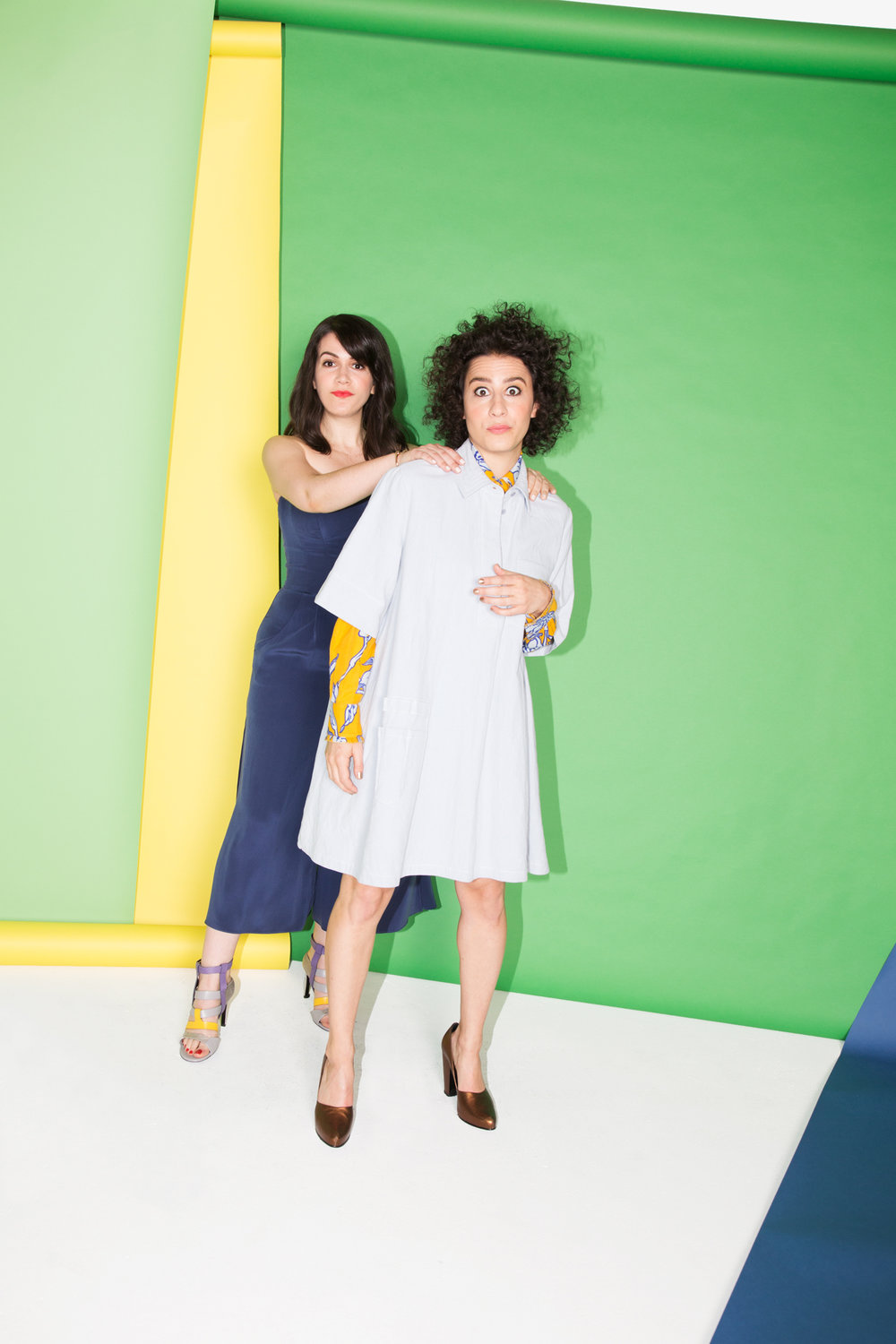 KATE OWEN | ILANA GLAZER & ABBI JACOBSON // BROAD CITY
