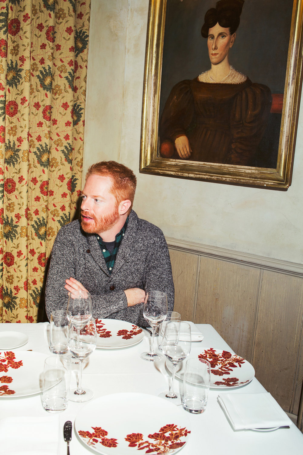 KATE OWEN | JESSE TYLER FERGUSON // THE NEW YORK TIMES