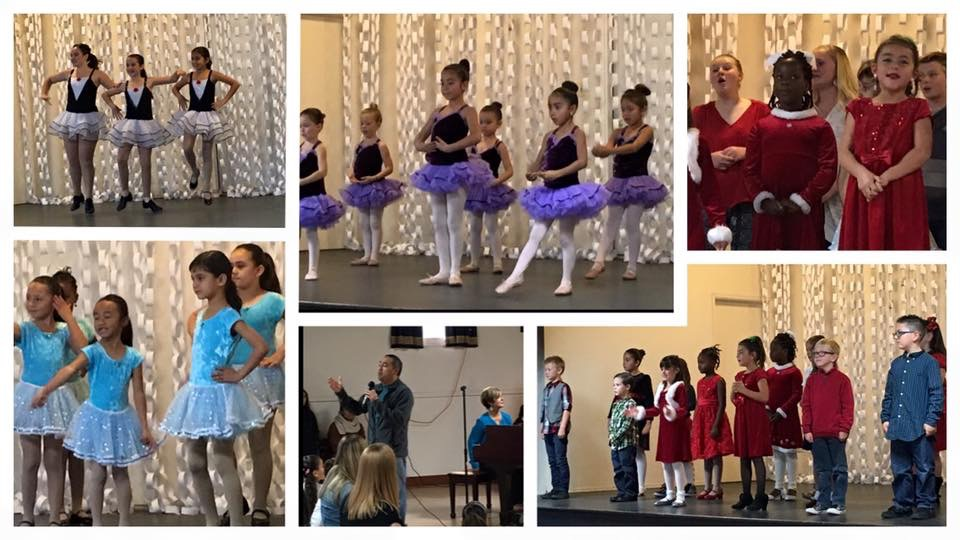 Community Center For the Arts    A place to learn, a place to create, and a place to grow! At CCFA, our goal is to provide south San Diego with an arts community composed of the highest quality artists, dancers, musicians and teachers.