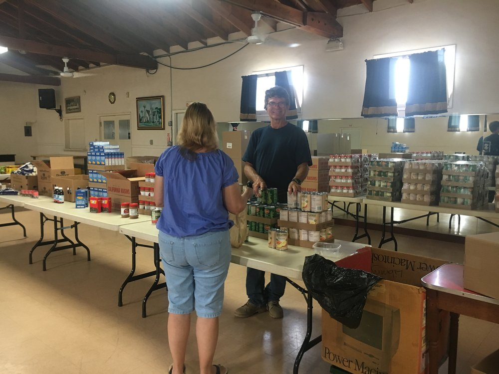 Good Neighbor Center    Nestor hosts the GNC food bank that is part of Metro.      Open Tuesdays and Thursdays 9am-noon.       2nd Friday of every month- distribution of food from the Food Bank of San Diego.