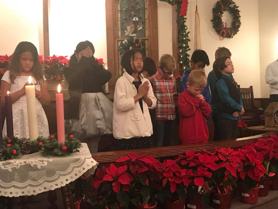 Children's Choir   Children's Choir meets  Mondays at 6:30 pm . Children in grades 1st through 8th sing a few times throughout the year. They also perform at the Easter Cantata and Christmas Cantata.