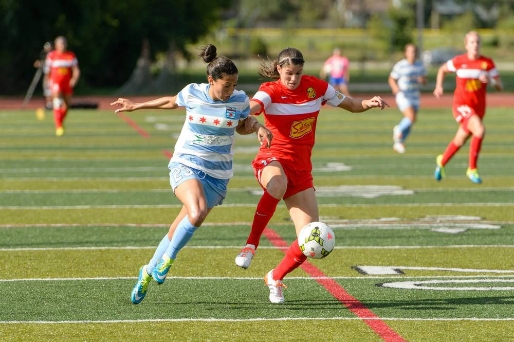 Photo by Daniel Bartel | Courtesy of Chicago Red Stars